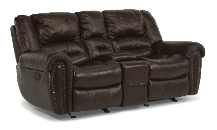 Crosstown Reclining Sofa