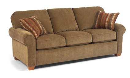 flexsteel sleeper sofa thornton 28 images flexsteel 5535 44 thornton sleeper sofa discount